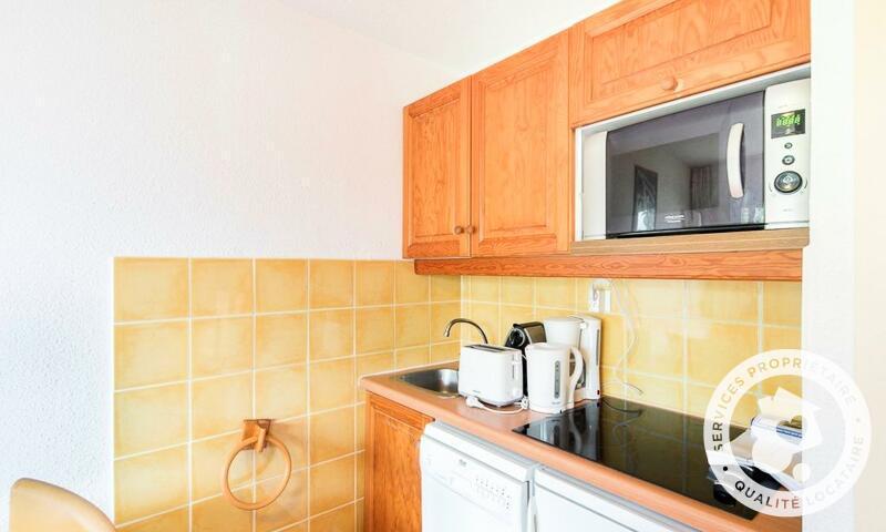 Vacances en montagne Appartement 2 pièces 5 personnes (Sélection 31m²) - Résidence le Pédrou - Maeva Home - Font Romeu - Extérieur hiver