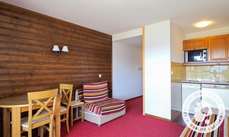 Vacances en montagne Studio 2 personnes (Confort 25m²) - Résidence le Pédrou - Maeva Home - Font Romeu - Extérieur hiver