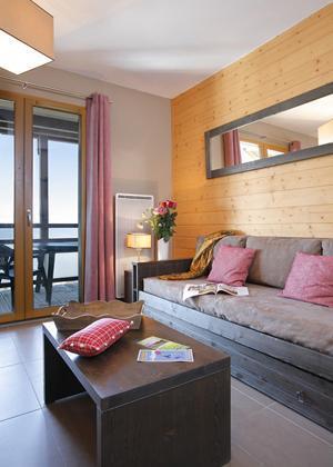 Location au ski Residence Le Pic De L'ours - Font Romeu - Banquette-lit