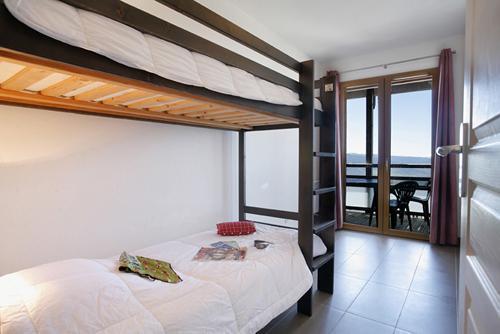 Location au ski Residence Le Pic De L'ours - Font Romeu - Lits superposés