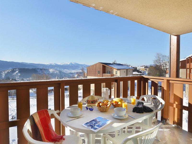 Location au ski Résidence les Chalets du Belvédère - Font Romeu