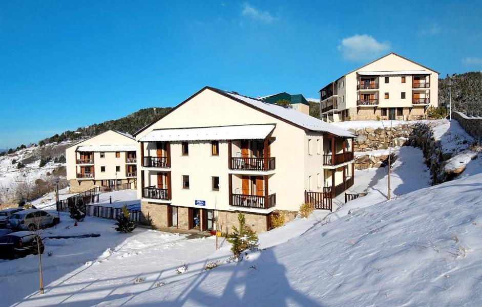 location ski font romeu