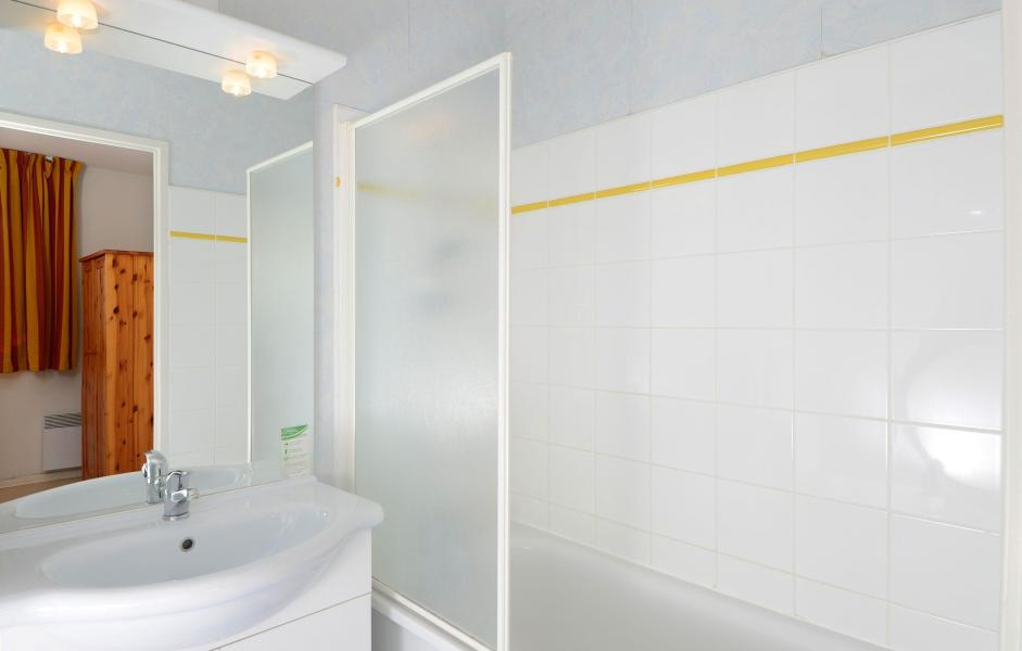 Alquiler al esquí Résidence Mille Soleils - Font Romeu - Cuarto de baño