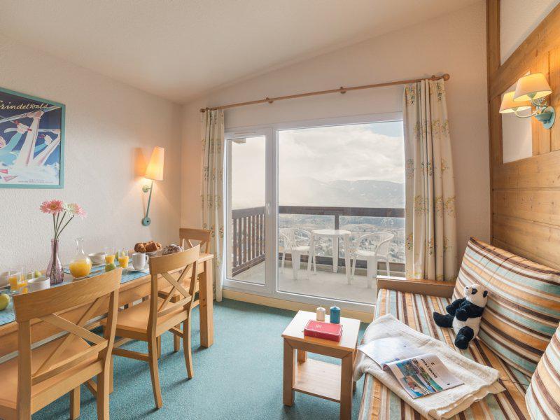 Rent in ski resort 2 room apartment 5 people - Résidence Pierre et Vacances le Pédrou - Font Romeu