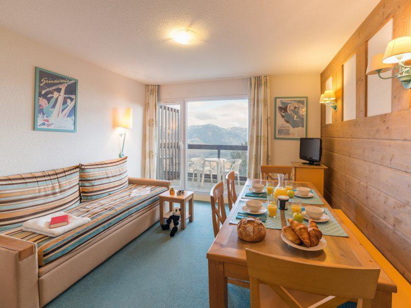 Rent in ski resort 2 room apartment cabin 6 people - Résidence Pierre et Vacances le Pédrou - Font Romeu