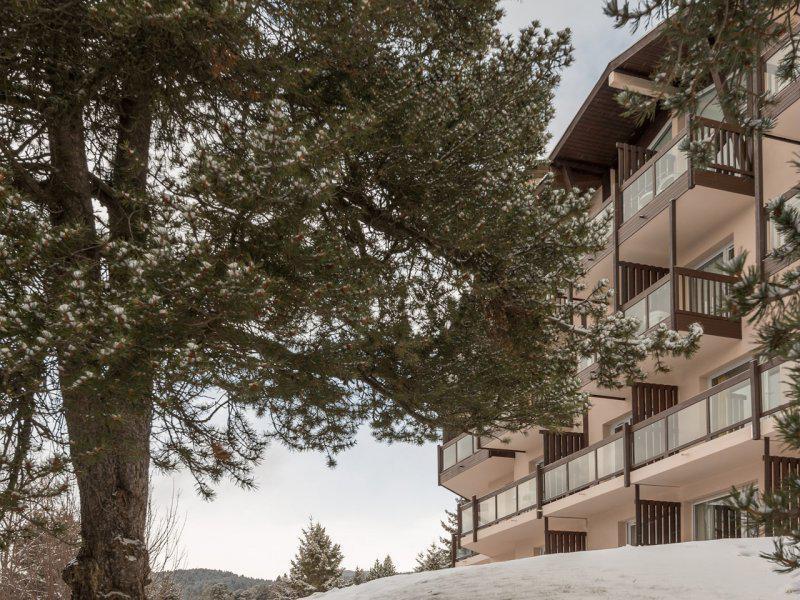 Аренда на лыжном курорте Résidence Pierre et Vacances le Pédrou - Font Romeu
