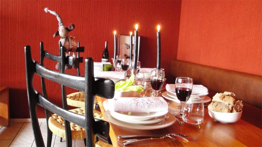 Location au ski Résidence The Catalogne - Font Romeu - Salle à manger