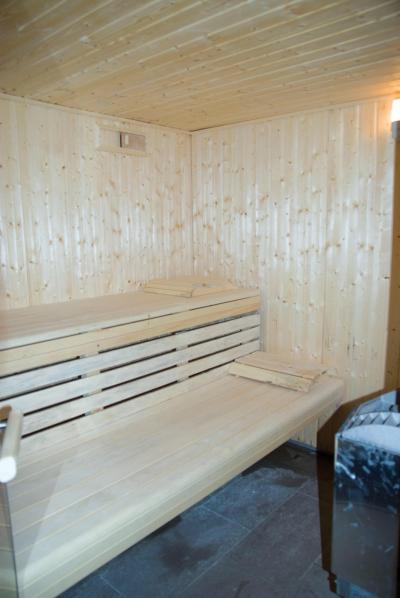 Location au ski Résidence Lagrange le Pic de l'Ours - Font Romeu - Sauna