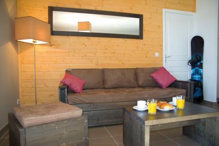 Location au ski Résidence Lagrange le Pic de l'Ours - Font Romeu - Séjour