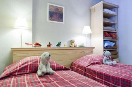 Location au ski Appartement 2 pièces 4 personnes - Residence Le Domaine De Castella - Font Romeu - Chambre