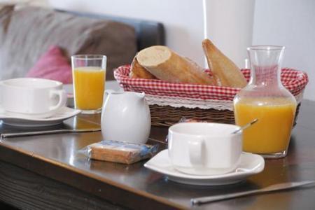 Location au ski Residence Le Pic De L'ours - Font Romeu - Coin repas