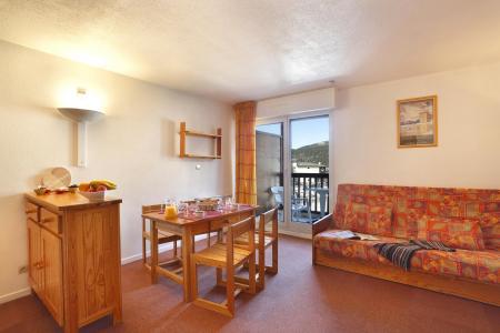 Location au ski Studio cabine 4 personnes - Résidence les Balcons du Soleil