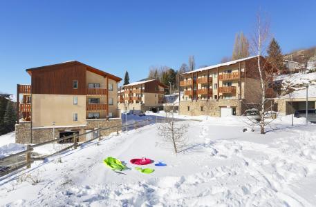 Résidence au ski Résidence les Chalets du Belvédère