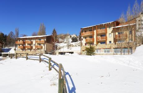 Alquiler al esquí Résidence les Chalets du Belvédère - Font Romeu - Invierno