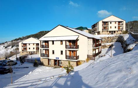 Vacances en montagne Résidence Mille Soleils - Font Romeu - Extérieur hiver