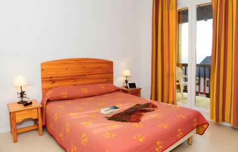 Аренда на лыжном курорте Résidence Mille Soleils - Font Romeu - Двухспальная кровать