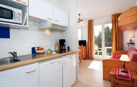 Аренда на лыжном курорте Résidence Mille Soleils - Font Romeu - Кухня