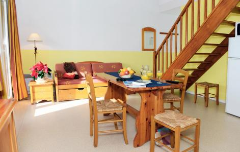Location 4 personnes Studio cabine 4 personnes (standard) - Residence Mille Soleils