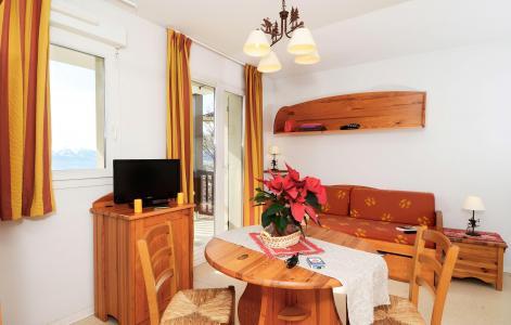 Location au ski Résidence Mille Soleils - Font Romeu - Séjour