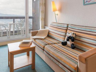 Аренда на лыжном курорте Квартира студия для 2 чел. - Résidence Pierre et Vacances le Pédrou - Font Romeu
