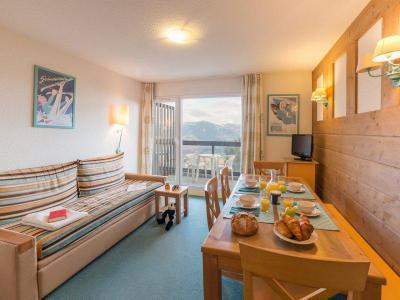 Аренда на лыжном курорте Апартаменты 2 комнат кабин 6 чел. - Résidence Pierre et Vacances le Pédrou - Font Romeu