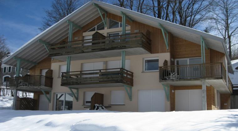 Voyage au ski Chalets Domaine Les Adrets