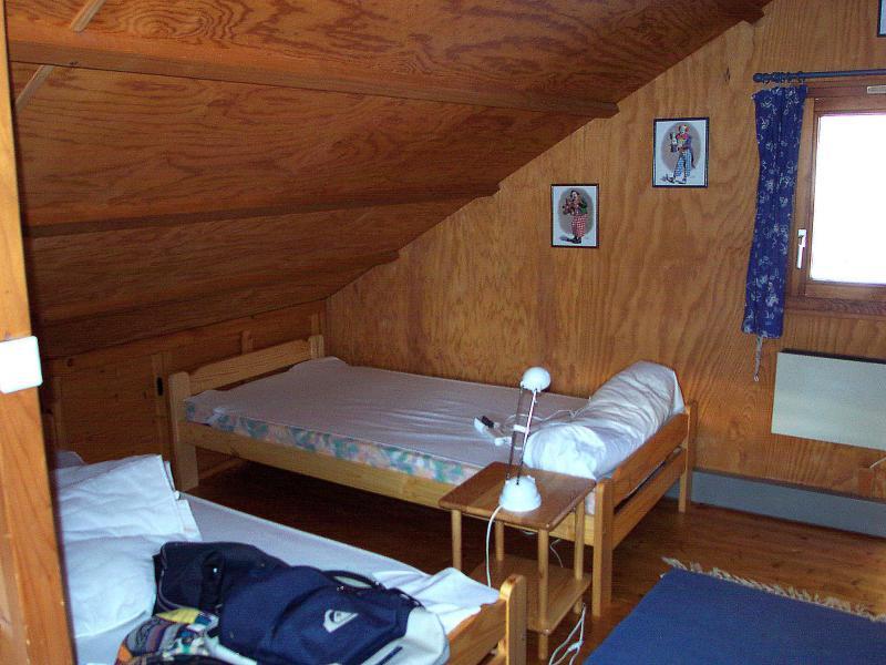 Wynajem na narty Domek górski 2 pokojowy 6 osób (1) - Gerbépal - Gérardmer - Apartament