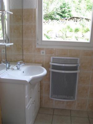 Location au ski Appartement 2 pièces 4 personnes - Chalets Domaine Les Adrets - Gerardmer - Salle de bains