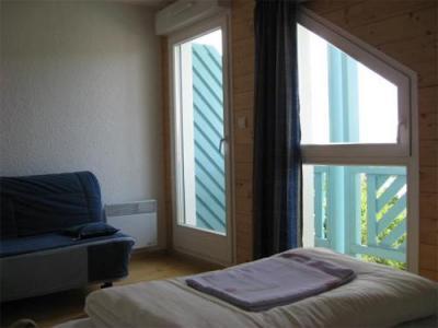 Location au ski Appartement 4 pièces 6 personnes - Chalets Domaine les Adrets - Gérardmer - Chambre