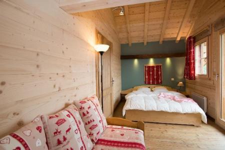 Location au ski Chalet duplex 4 pièces 8 personnes (Eco) - Chalets Domaine les Adrets - Gérardmer - Séjour