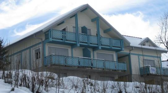 Location au ski Chalets Domaine Les Adrets - Gerardmer - Extérieur hiver