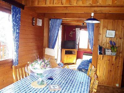 Location au ski Chalet 2 pièces 6 personnes (1) - Gerbepal