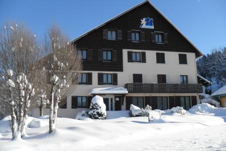 Location au ski Residence Les Myrtilles - Gerardmer - Extérieur hiver