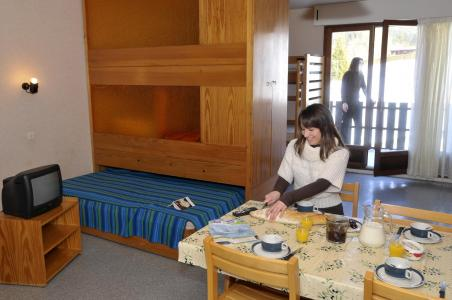 Location au ski Studio 2 personnes - Residence Les Myrtilles