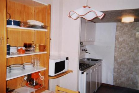 Location au ski Studio 2 personnes - Residence Les Myrtilles - Gerardmer - Kitchenette