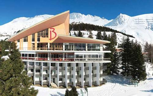 Location studio au ski Hotel Belambra Club Lou Sarri