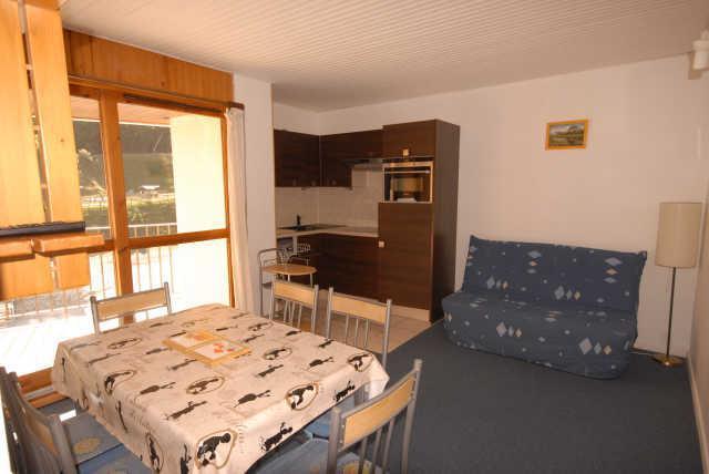 Location au ski Studio 6 personnes (ISA58G) - Residence Isards - Gourette - Table