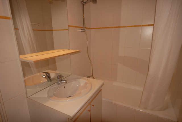 Location au ski Studio 4 personnes (755) - Residence La Paloumere - Gourette - Salle de bains