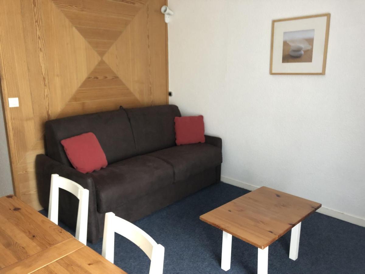 Location au ski Studio 6 personnes (A3) - Residence Les Marmottes - Gourette - Séjour
