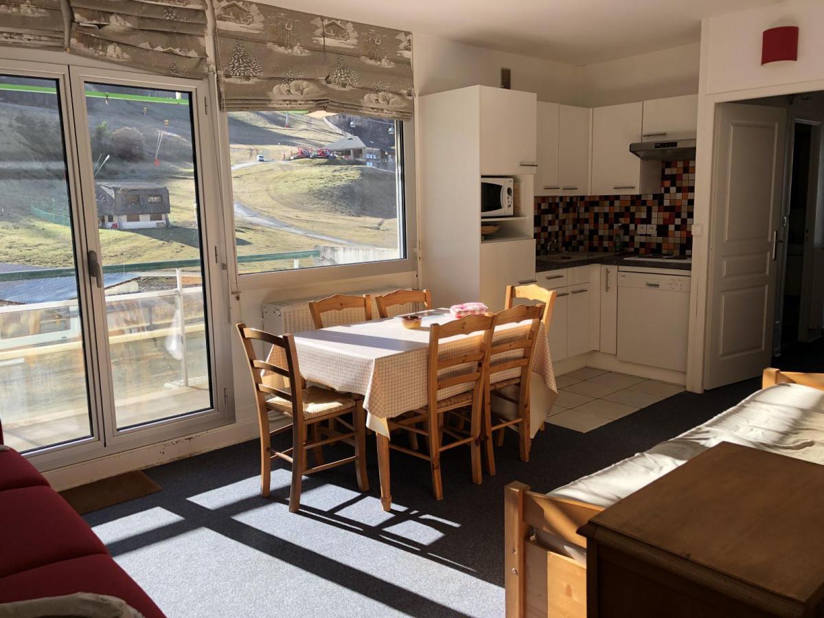 Location au ski Appartement 2 pièces 6 personnes (PM30) - Residence Pene Medaa - Gourette