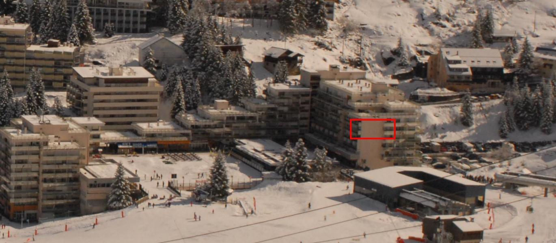 Location au ski Studio 6 personnes (EUR808) - Résidence Euroneige - Gourette