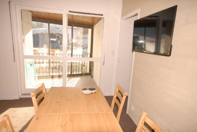 Rent in ski resort 3 room apartment cabin 8 people (ISA53) - Résidence Isards - Gourette - Dining area