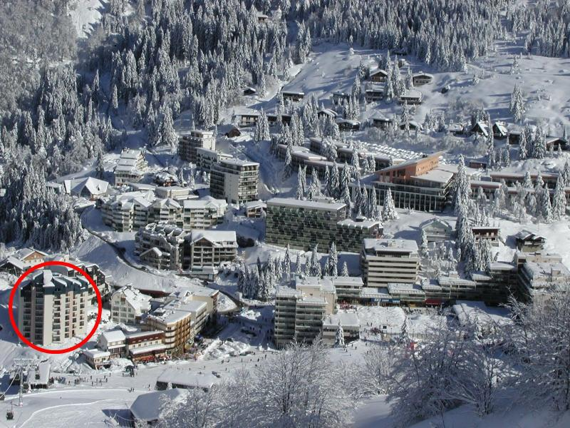 Location au ski Residence Isards - Gourette