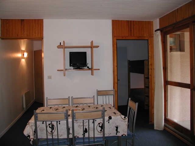 Location au ski Studio 6 personnes (ISA58G) - Residence Isards - Gourette - Appartement