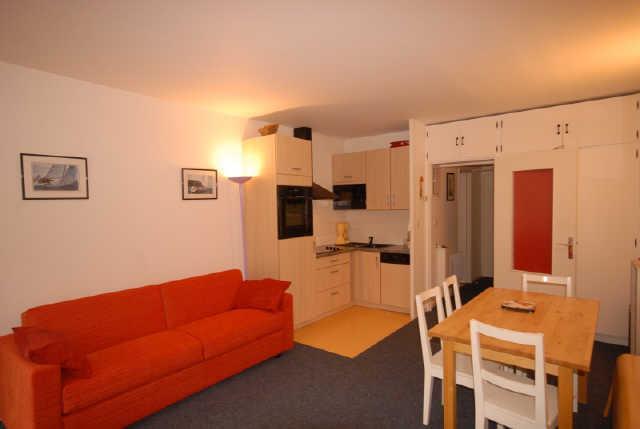 Location au ski Studio 4 personnes (755) - Residence La Paloumere - Gourette