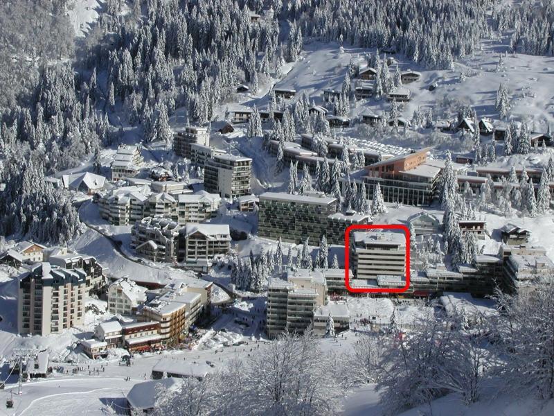 Location au ski Résidence la Paloumère - Gourette
