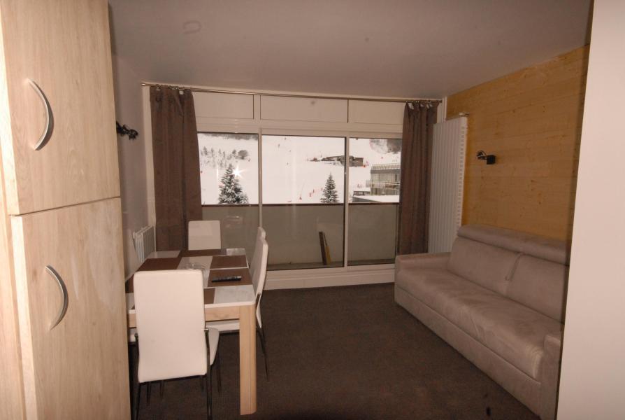 Location au ski Studio 6 personnes (113) - Résidence la Paloumère - Gourette - Baignoire