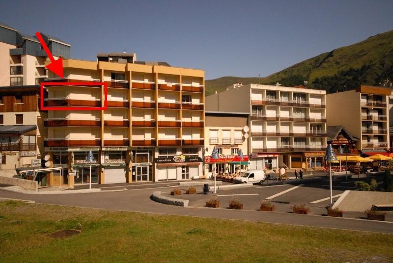 Location au ski Residence Les Marmottes - Gourette
