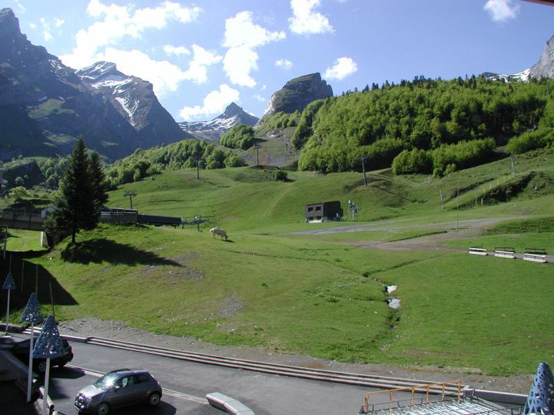 Location au ski Studio 4 personnes (D3) - Residence Les Marmottes - Gourette