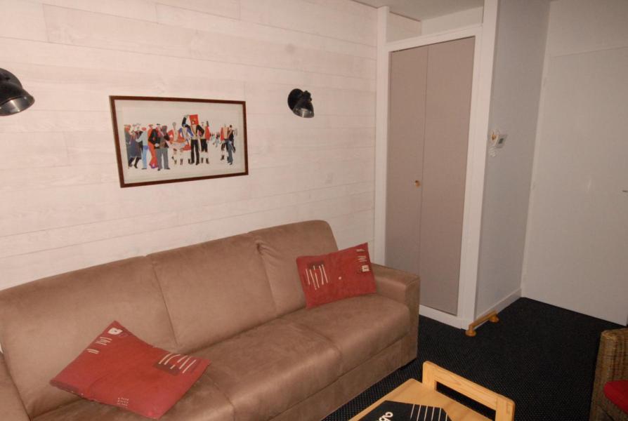 Location au ski Appartement 2 pièces coin montagne 8 personnes (E3) - Résidence les Marmottes - Gourette - Canapé-lit